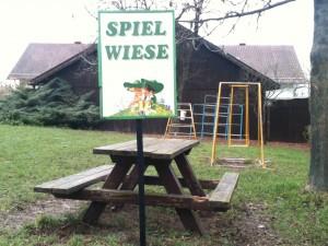 Mostalm Spielwiese im Wienerwald